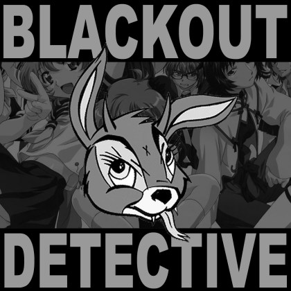 Blackout Detective - Self-Titled