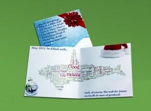 ORCA Partnership - Christmas Card Design - 2011