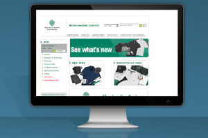 eCommerce Website – American Century – Promotional Products
