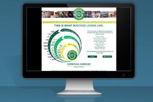 Corrigan Company Business Website