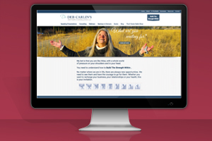 Dr Deb Carlin's Partners In Excellence – Mobile Website Upgrade