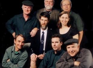 The Irish band, Innisfree.