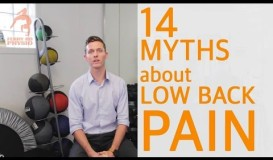 Myths about Low Back Pain - Ferry Rd Physio Part 1