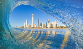 Surfers Paradise Wave