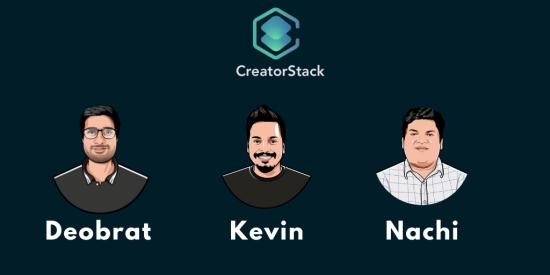 CreatorStack founders
