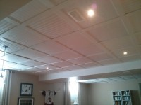 Embassy Suspended ceiling with beadboard ceiling tiles 20 ...