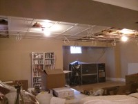 Embassy Suspended ceiling with beadboard ceiling tiles 6 ...