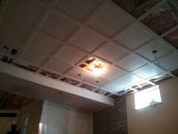 Embassy Suspended ceiling with beadboard ceiling tiles 8.1 ...