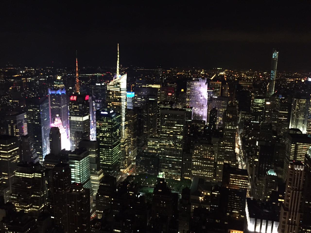 Writing Inspiration New York City