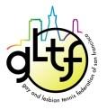 Gay and Lesbian Tennis Federation (GLTF) logo