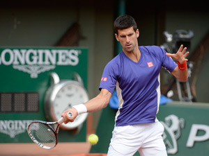 Novak Djokovic (© FFT)