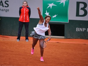 Taylor Townsend  (© FFT)