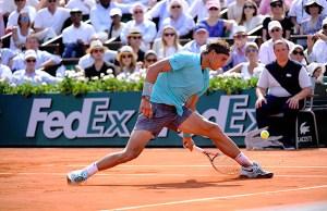 Rafa Nadal (© FFT)
