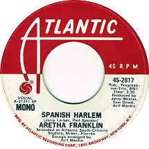 45 Cat aretha-franklin-spanish-harlem-mono-atlantic-s
