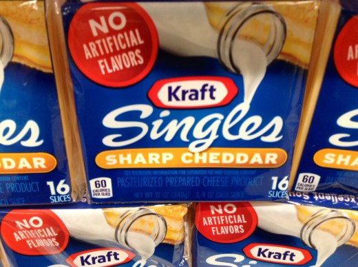 American Cheddar Cheese Mike Mozart Flickr