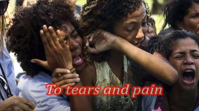 005 To Tears And Pain