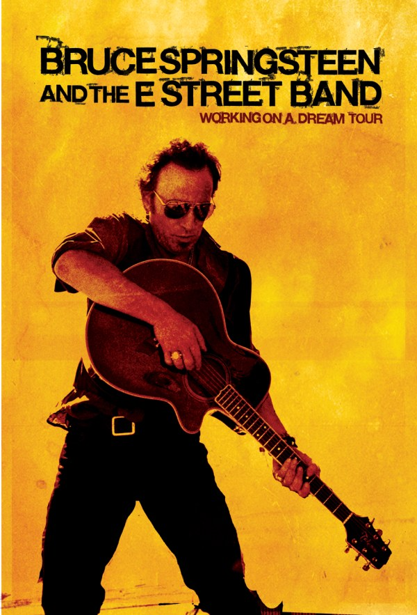 Bruce Springsteen Working On a Dream Tour