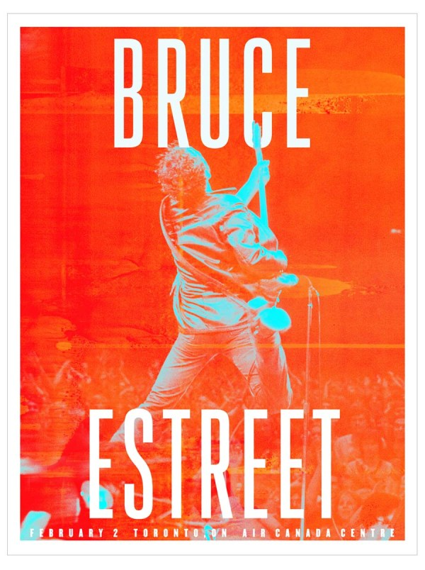 2016 The River Bruce Springsteen Tour