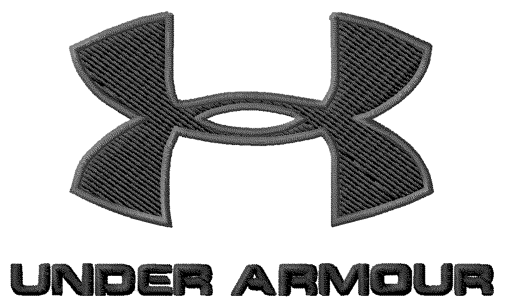 how to draw the under armour symbol