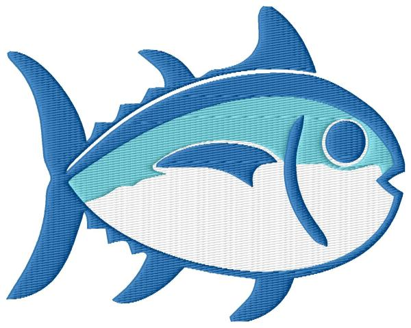 South Tide Logo Embroidery Design