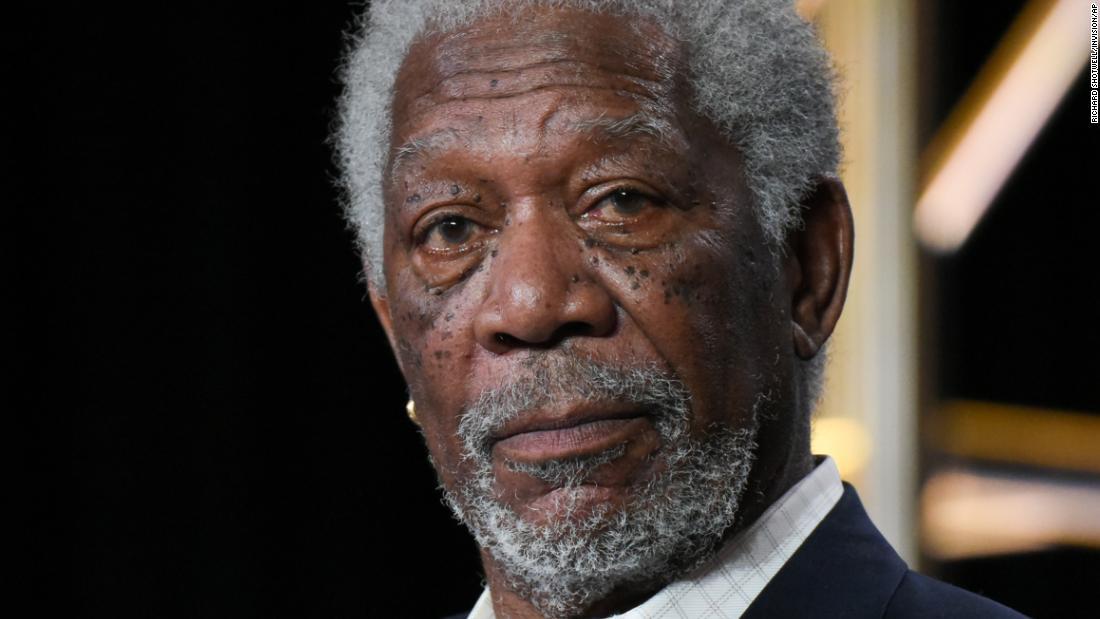 Morgan Freeman, accusé de