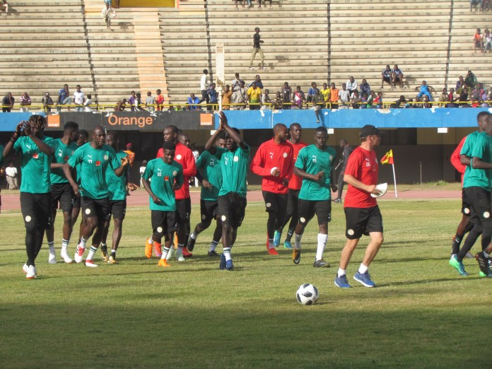 Match amical : Sénégal vs Corée du Sud : troisième et dernier match de préparation des lions
