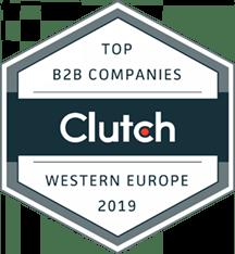 Top B2B Marketing Agency 2019 KEXINO - Clutch Award