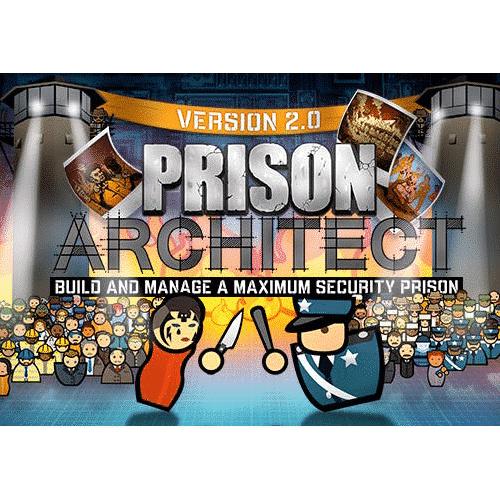 buy Prison Architect steam key 50% off