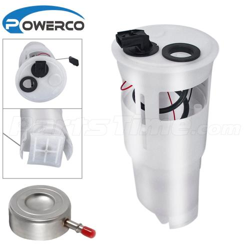 small resolution of  1999 dakotum fuel filter gas fuel pump module assembly fuel level sensor for