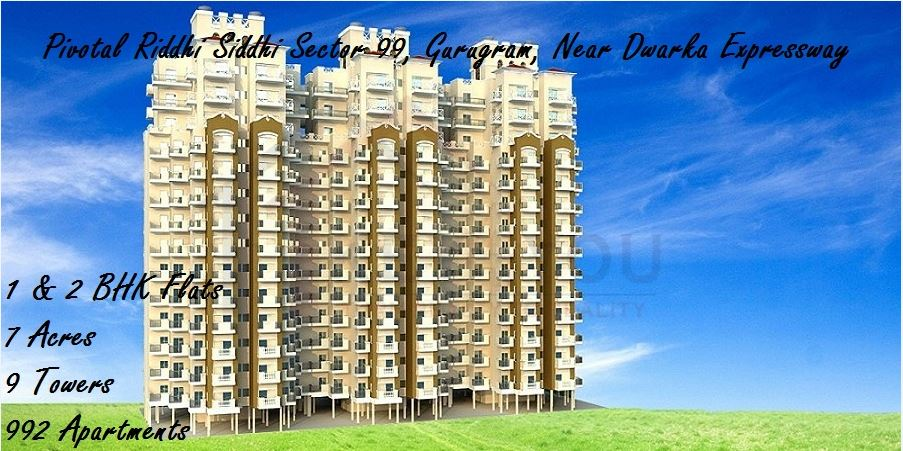Pivotal Riddhi Siddhi Sector 99 Gurugram Affordable Housing