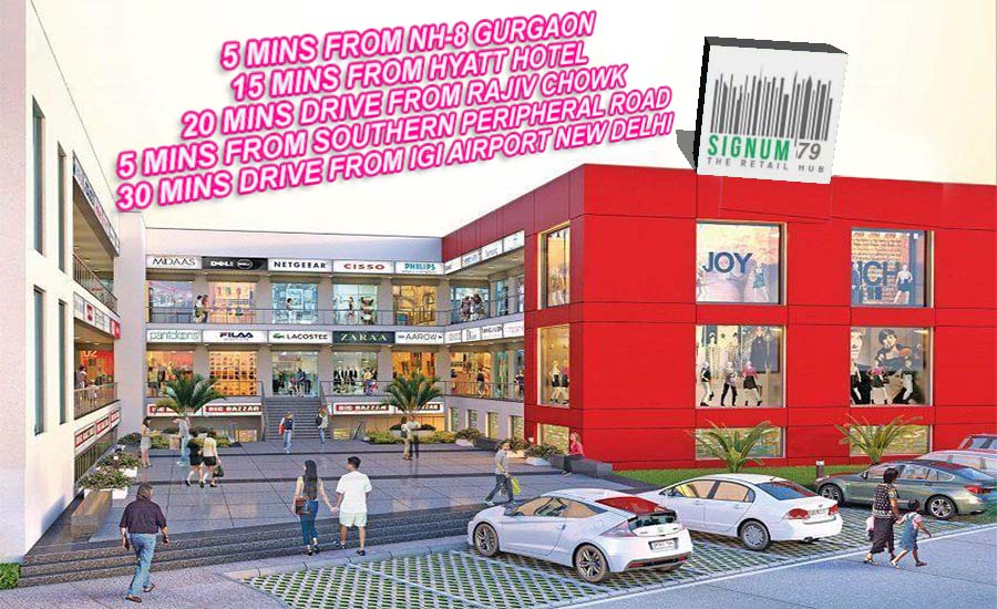 Signature Global Signum 79 Gurgaon Commercial Shops in Gurgaon