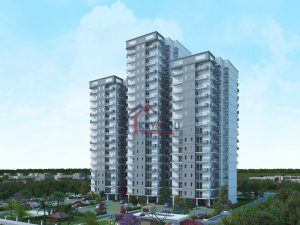 The roselia 2 elevation 1 bhk in golf course extension road gurgaon