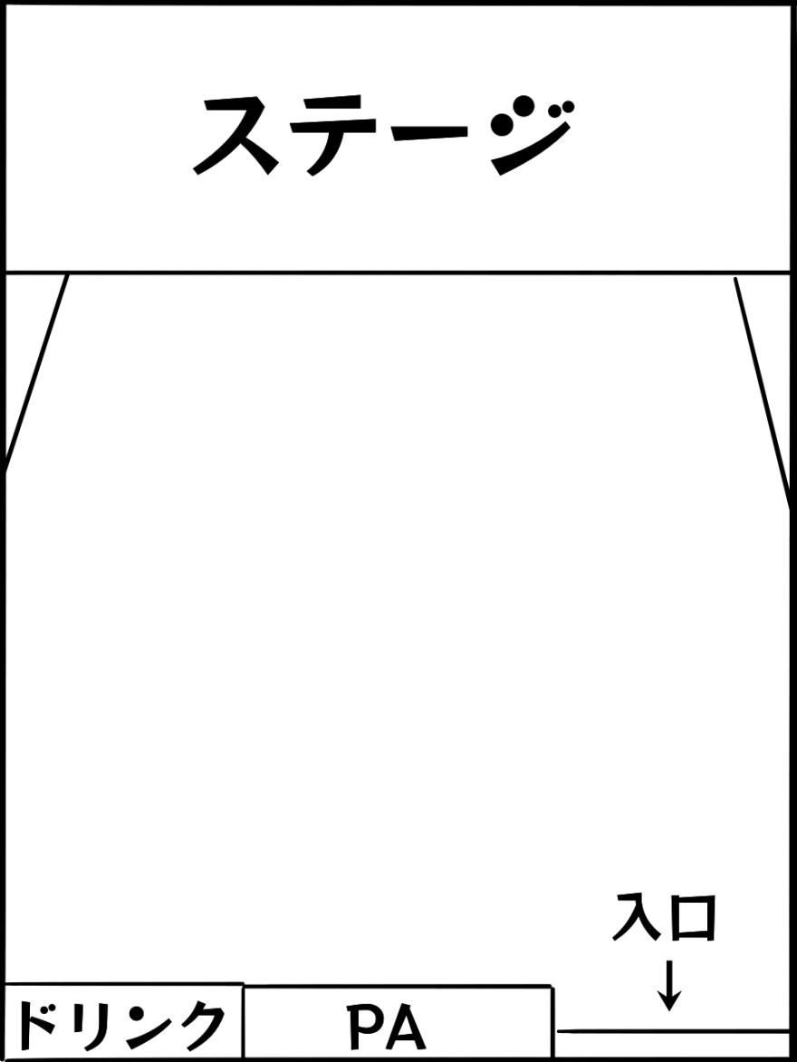 青森quater会場図