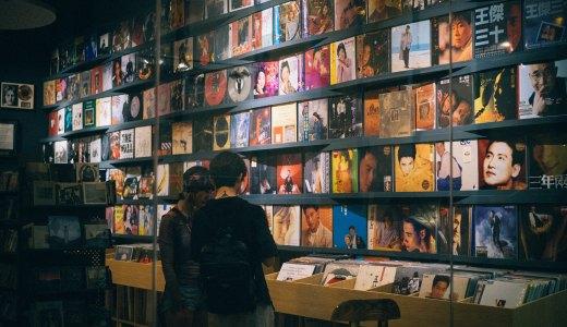 レコード収納におすすめのラック・棚・ボックスを紹介!
