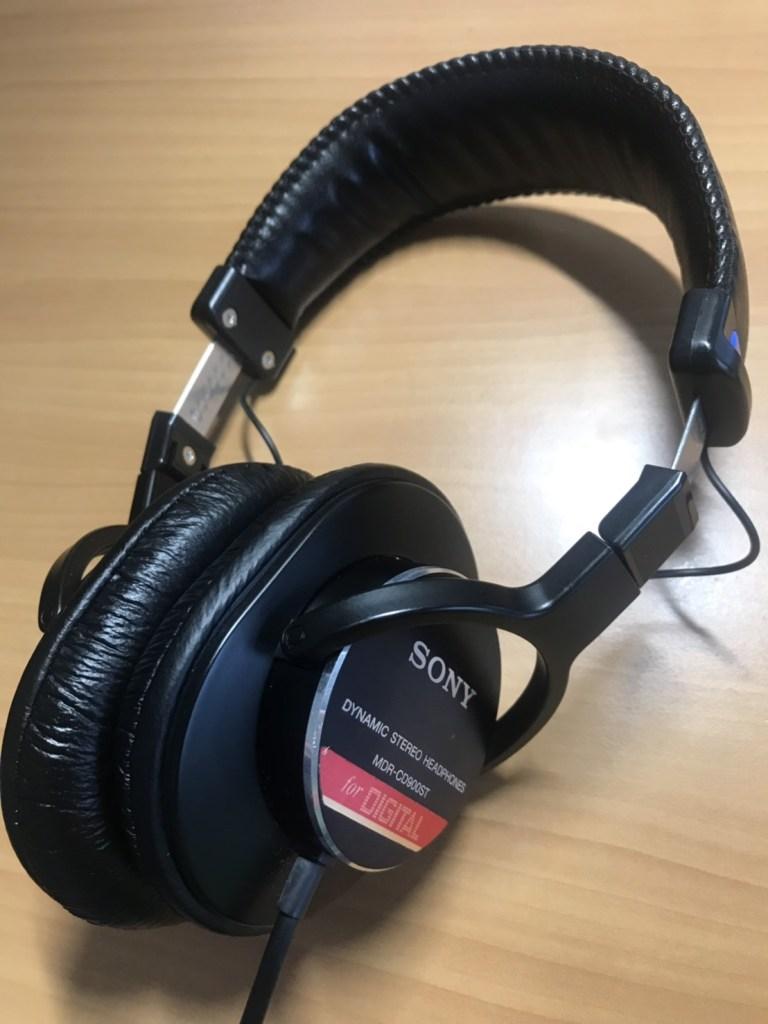 MDR-CD900STレビュー