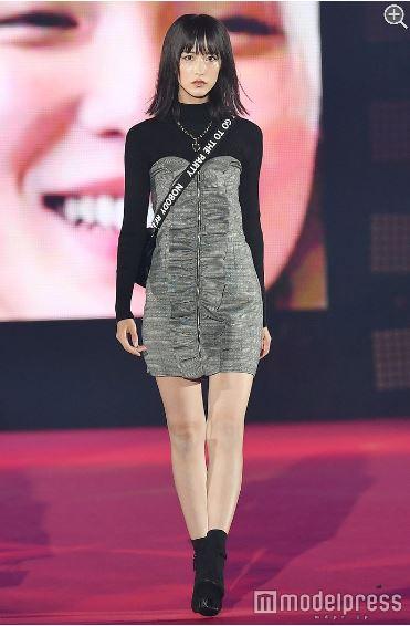 土生瑞穂のモデルとしての魅力は!?プロフィールや私服はどうなの?