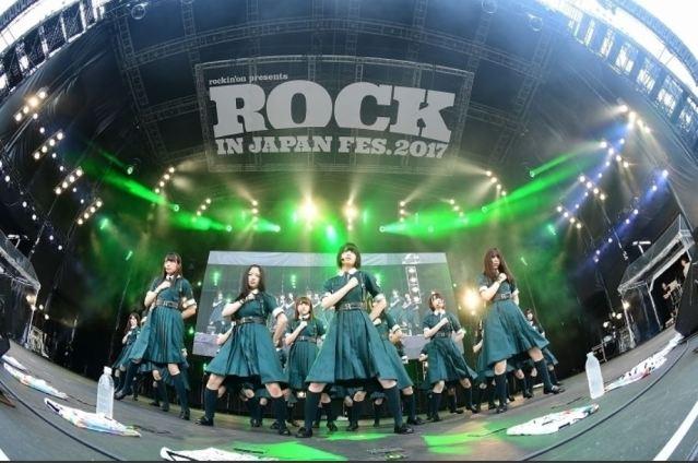 欅坂46がロックフェスに出演!過去のセトリと見どころを紹介