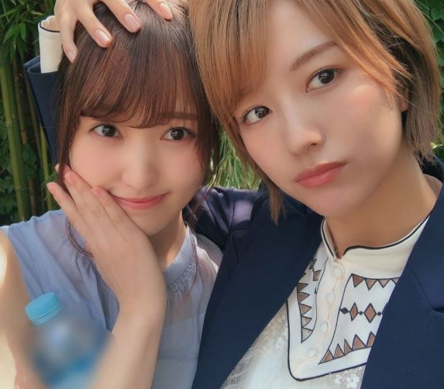 菅井友香と土生瑞穂はもはやカップル!?2人の仲の良さを検証!