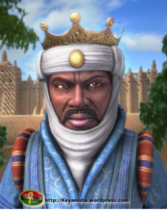 Meet Mansa Musa I of Mali, the richest human being ever!!!