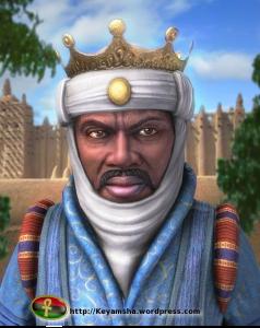 Meet Mansa Musa I of Mali, the richest human being ever!!!