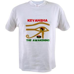 Keyamsha The Awakening T-shirt