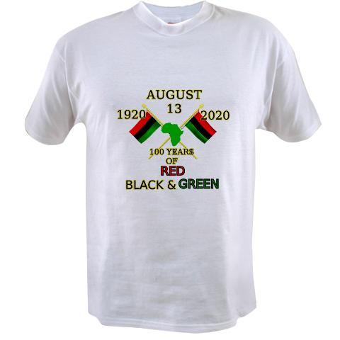 The first 100 years of Red, Black and Green will be celebrated on August 13, 2020