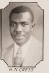 Henry Noah Cress University of Illinois College of Medicine June 13, 1931