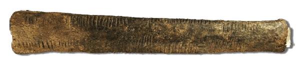 the first ishango bone