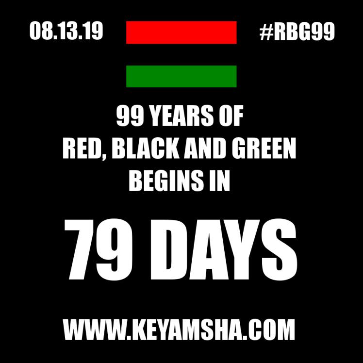 RBG99 79 days countdown
