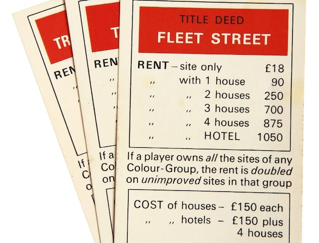 10 weird and wonderful facts about places on the Monopoly