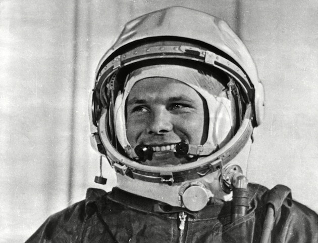 Russian Cosmonaut Lost In Space Recording