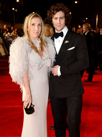 Aaron Johnson's wife Sam Taylor-Johnson to direct sexy 50 ...