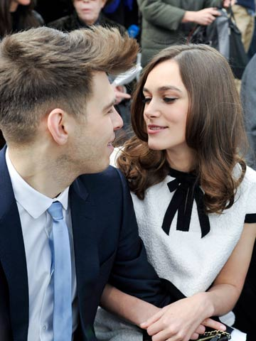 Keira Knightley I Accepted My Husband James Righton S