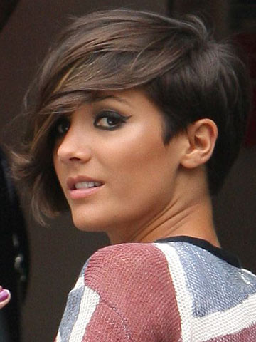 AWKWARD Frankie Bridge Reunited With Ex Dougie Poynter On